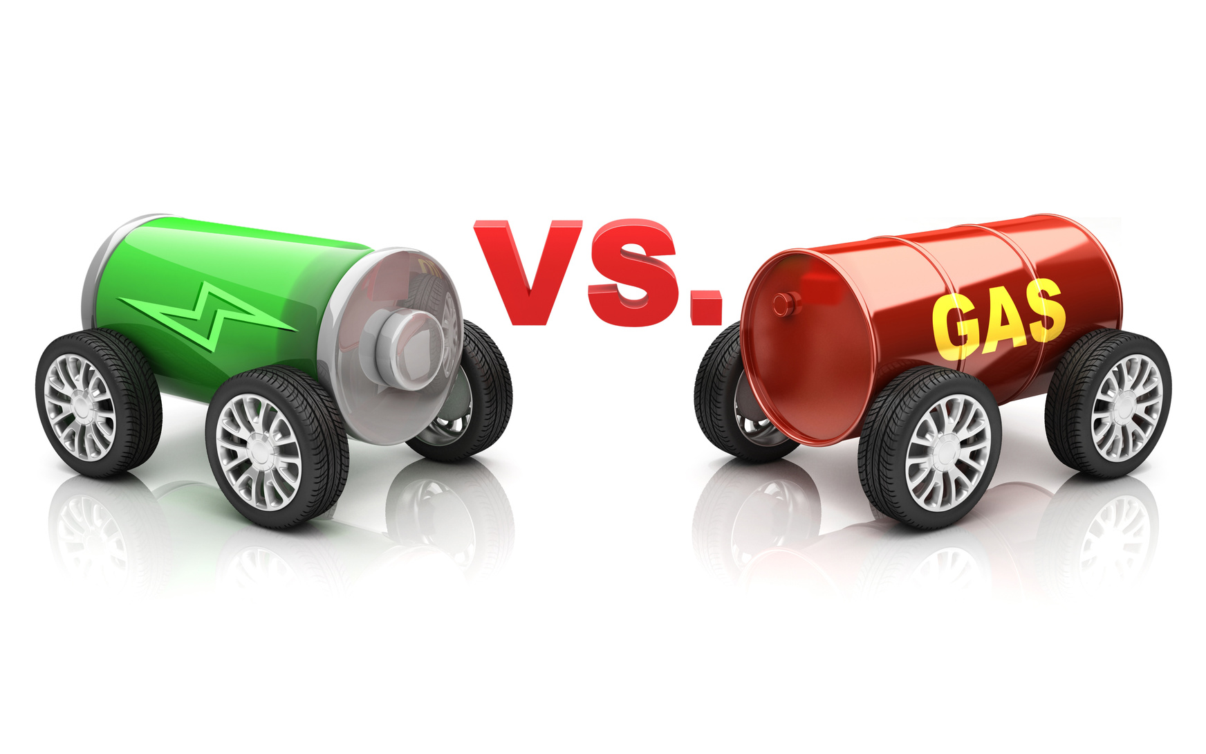 Benefits Of Gas Vs Electric Cars
